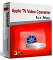 3herosoft Apple TV Video Converter for Mac
