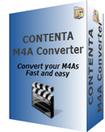 Contenta M4A Converter