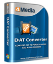 4Media DAT Converter