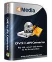 4Media DVD to AVI Converter
