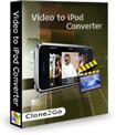 Clone2Go Video to iPod Converter