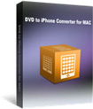 AuKun DVD to iPhone Converter for mac