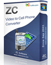 ZC Video to Cell Phone Converter