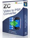 ZC Video to PSP Converter