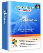 Classic Menu for Access 2007