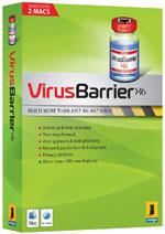 VirusBarrier X6 for Mac