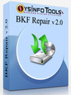 SysInfoTools MS BKF Recovery