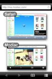 Modiac Explorer for iOS