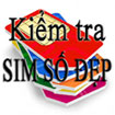 Kiểm tra sim số đẹp for Android