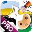 Trang trại động vật: Học tập và tô màu for iOS