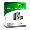 Plato Video to Zune Converter