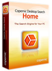 Copernic Desktop Search Home