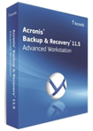 Acronis Backup & Recovery Advanced Workstation