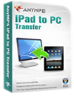 AnyMP4 iPad to PC Transfer
