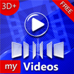 myVideos 3D+ for Windows Phone