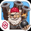 Pirate Legends TD cho iOS