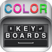 Color Keyboard for iOS