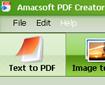 Amacsoft PDF Creator