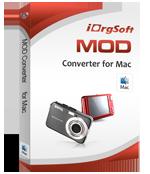 iOrgSoft Mod Converter for Mac
