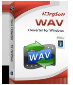 iOrgSoft WAV Converter