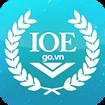 IOE - Thi Tiếng Anh trên mạng cho Android