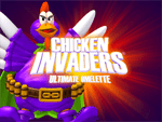Chicken Invaders 4: Ultimate Omelette cho Mac