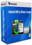 Backuptrans Android SMS to iPhone Transfer