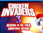 Chicken Invaders 3: Revenge of the Yolk Christmas Edition For Linux