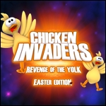 Chicken Invaders 3: Revenge of the Yolk Easter Edition For Mac