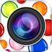 Bubble Pic Frames cho iOS