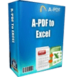 A-PDF To Excel
