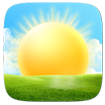 GO Weather Widget cho Android