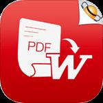 PDF to Word cho iOS