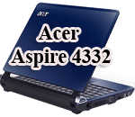 Driver cho laptop Acer Aspire 4332