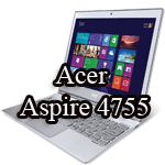Driver cho laptop Acer Aspire 4755