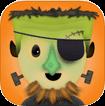 Mask Jumble Halloween cho iOS