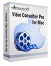Aneesoft Video Converter Pro cho Mac