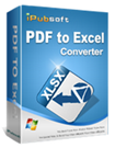 iPubsoft PDF to Excel Converter