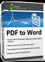 Simpo PDF To Word