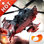 GUNSHIP BATTLE : Helicopter 3D cho Android