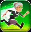 Angry Gran Radioactive Run cho iOS