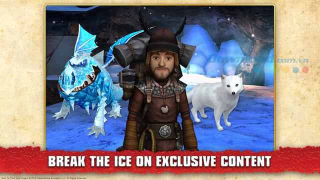 School of Dragons – Game huấn luyện rồng nổi tiếng – cafekientruc.com