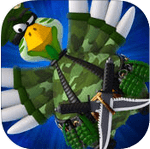 Chicken Invaders 5 cho iOS