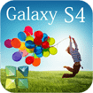 GalaxyS4 Next Launcher Theme cho Android