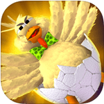 Chicken Invaders 4 Easter cho iOS