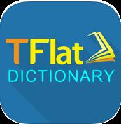 Từ điển Anh Việt Offline TFLAT cho iOS