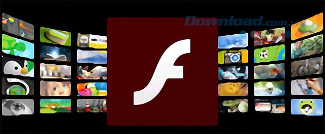 Adobe Flash Player hỗ trợ chơi game Flash