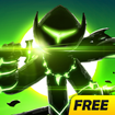 League of Stickman Free shadow cho Android