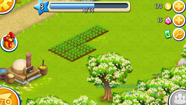 Chăn nuôi trong game Farmery