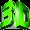 3D Right Brain Training